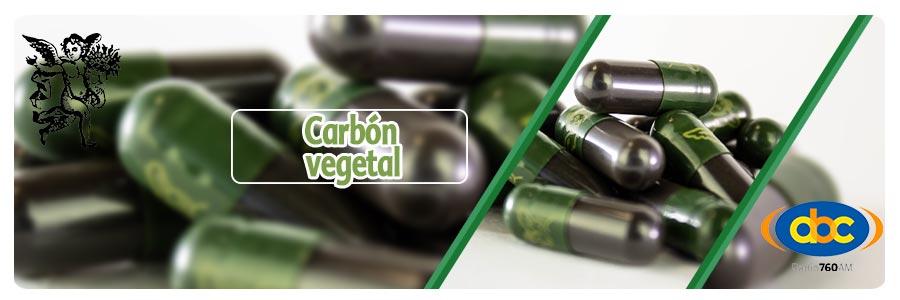 El ángel de tu salud, carón vegetal para desintoxicar el organismo, programa de radio con rodrigo mondragón