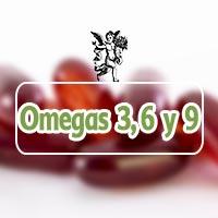 Omega 3, 6 y 9, suplementos alimenticios, suplementos para memoria, el ángel de tu salud, rodrigo mondragón,