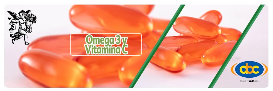 Vitamina C con omega 3, programa de radio con Rodrigo Mondragón