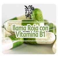 ilama roja, el angel de tu salud, plantas para depresión, vitamina b1